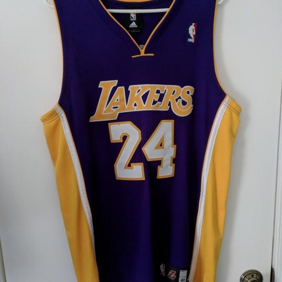 adidas Other - Authentic Kobe Bryant Away Adidas Jersey ecc3f52521d3